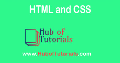 How to Create Comment in HTML and CSS