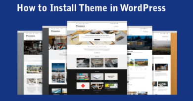 How-to-Install-Theme-in-WordPress