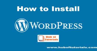 How-to-Instsll-WordPress