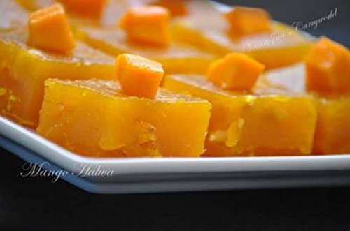 How-to-Make-Mango-Coconut-Halwa
