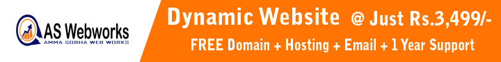 dynamic website - aswebworks