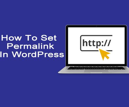 How To Set The Permalink In WordPress