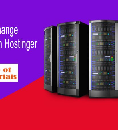 How to Change DNS in Hostinger