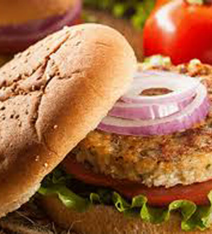 how to make veggie burger