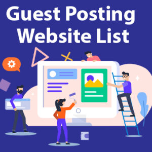 Guest Post Website List