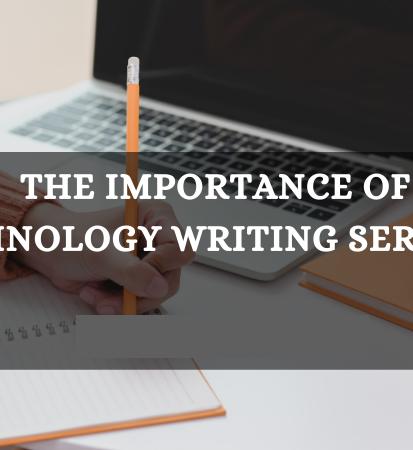 importnce of technalogy writing service